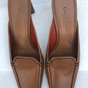 COLE HAAN SIZE 7 BROWN